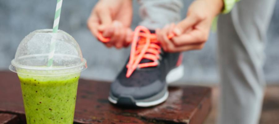 Dieta para um atleta corredor