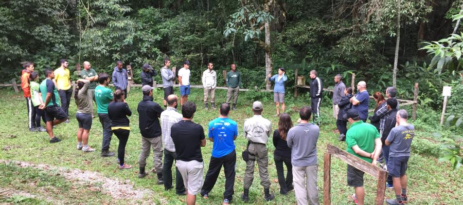 Saiba como foi o Workshop de 1os Socorros para Trail Running