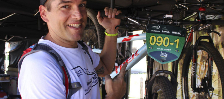 Brasil Ride 2015 | O desafio de Mountain Bike