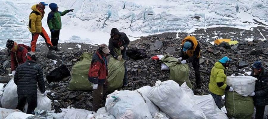 Excesso de lixo nas montanhas: como resolver esse problema?