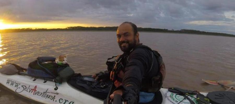 Resgate na Amazônia graças ao S.O.S. do SPOT Gen3