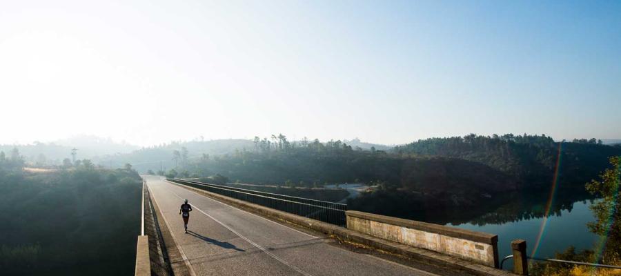Correndo 1001km em Portugal
