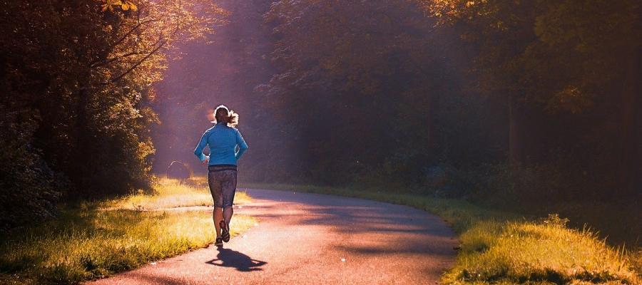 Correndo em Altitude