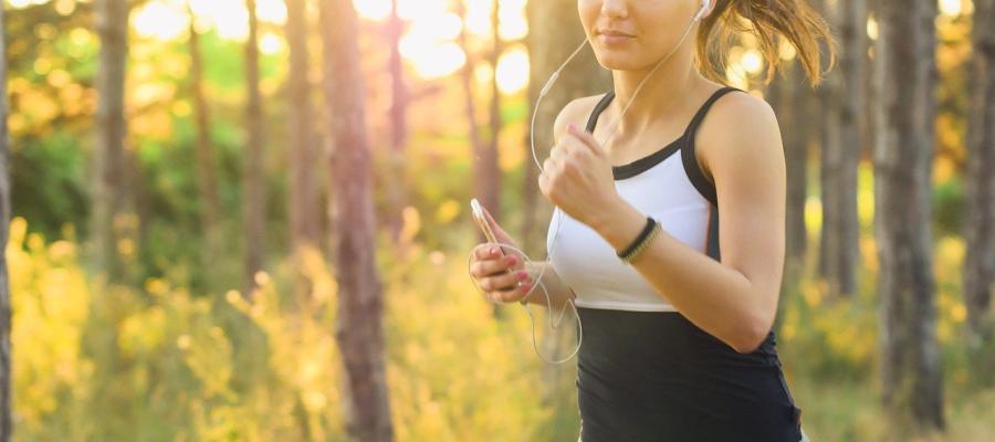 Correndo em ambientes quentes