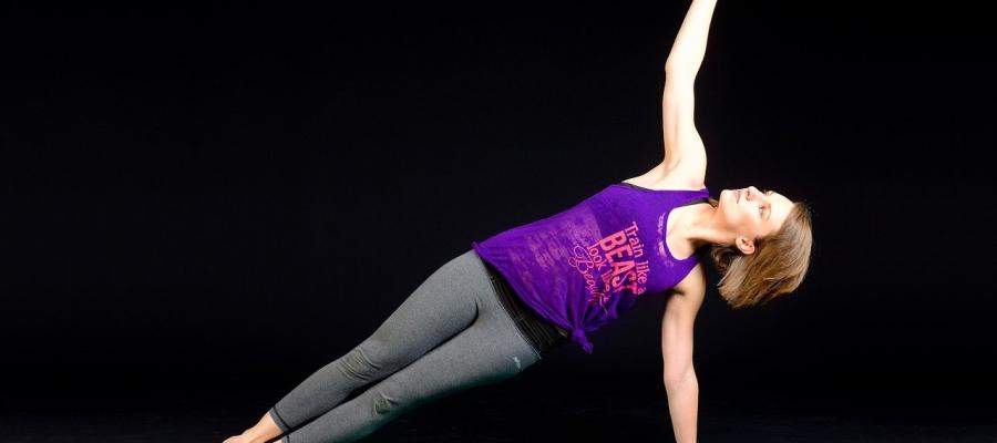 Rotina de exercícios físicos no bom desempenho