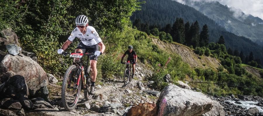 Correndo uma Stage Race durante a pandemia, no exterior. Swiss Epic 2021